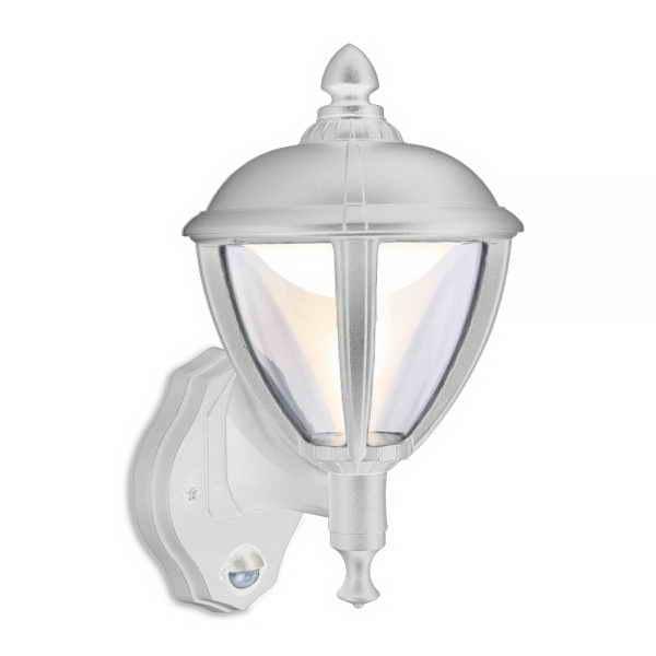 Светильник внешний LUTEC Unite 5260103030 (2601-PIR-3K wh)