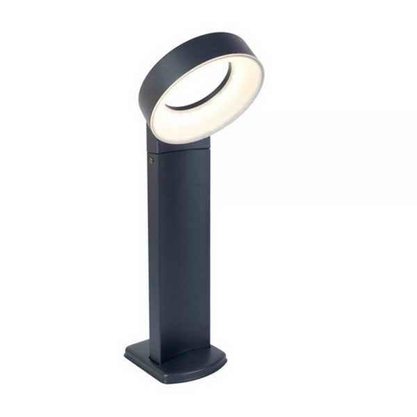 Светильник внешний LUTEC Meridian 7216412118 (6164S-730-3K gr)
