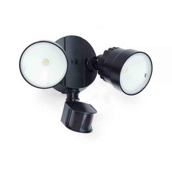 Светильник внешний LUTEC Shrimp 7622104330 (P6221A-PIR23-5K bl)