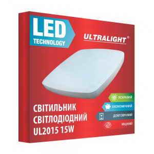 Настенный LED светильник UL 2015 15W