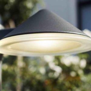 Архитектурный светодиодный светильник LUTEC Cone 7187611118 (11876N3-800 gr)