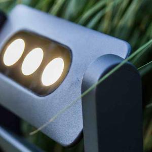 Светильник внешний LUTEC LedSpot 7214603118 (6146s-1-526 gr)