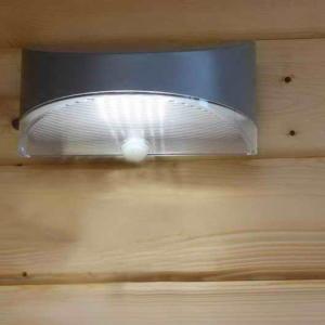 Светильник внешний LUTEC Ghost Solar 6901501000 (P9015 si)