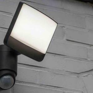 Светильник внешний LUTEC Sunshine 6925601345 (6256-PIR-SL)