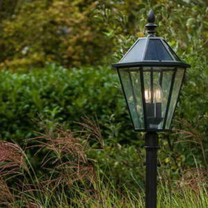 Светильник внешний LUTEC London 6951301189 (12513LE4-SL)