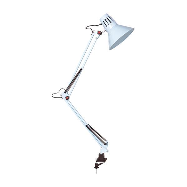 Лампа настольная DL074, белая