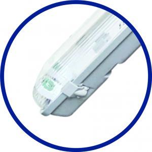 Влагозащитный светильник TL 7002 (без ламп)