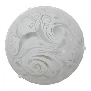 Светильник 'Зеус' 23320-1, белый, ЕКО