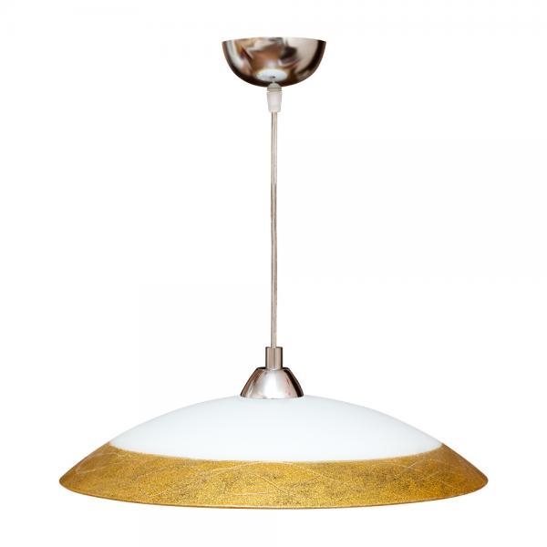 Светильник 'Мираж' 26140, подвес, золото
