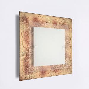 Светильник 'Фантазия' 40460, старая медь