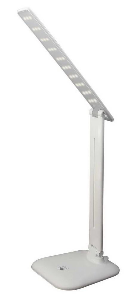 Лампа настольная светодиодная DSL052, белая