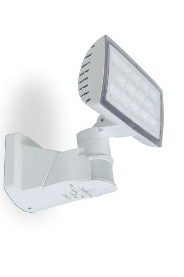 Светильник внешний LUTEC 7629501331 (6295-PIR-5K wt) Peri