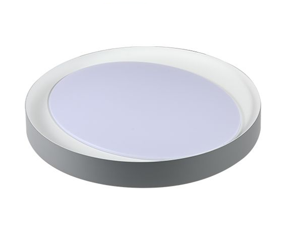 Настенный LED светильник UL4100 d490 48*2W серый