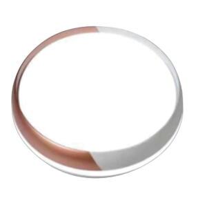 Настенный LED светильник UL4200 d490 36*2W белый с золотым