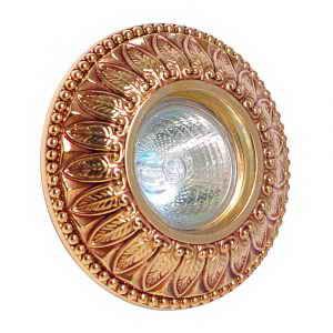 Светильник CL 005 BGD, позолоченная медь