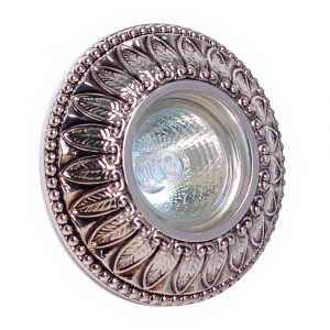 Светильник CL 005 SVK, серебряно-черный
