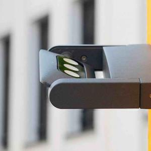 Светильник внешний LUTEC Mini Ledspot 5614401118 (6144S-1 gr)