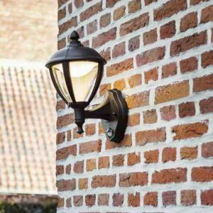 Светильник внешний LUTEC Unite 5260103012 (2601-PIR-3K bl)