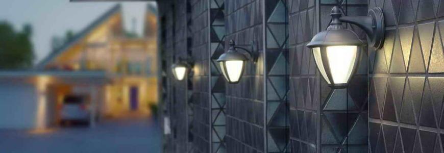 Выбор уличного светильника