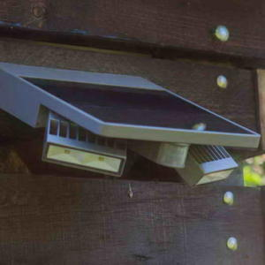 Светильник внешний LUTEC Tilly 6901201000 (P9012 si)