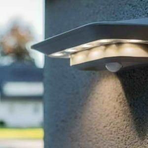Светильник внешний LUTEC Ghost Solar 6901401337 (P9014 si)