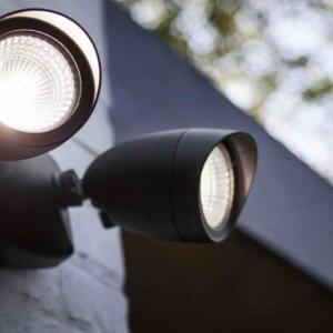 Светильник внешний LUTEC Shrimp 7621902012 (6219A bl)
