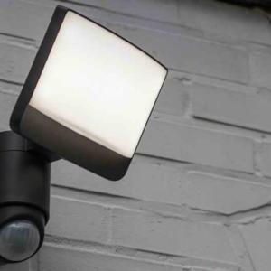 Светильник внешний LUTEC Sunshine 7625601345 (6256-PIR)