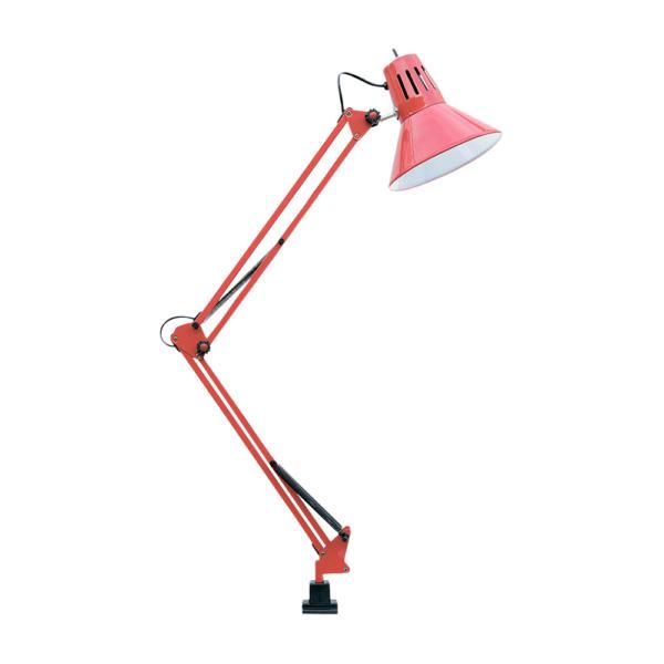 Лампа настольная DL074, красная