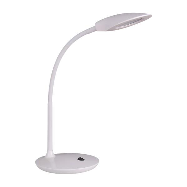 Лампа настольная светодиодная DSL050, белая