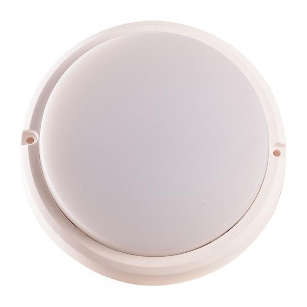 Влагозащитный светильник UL 319 12W круг