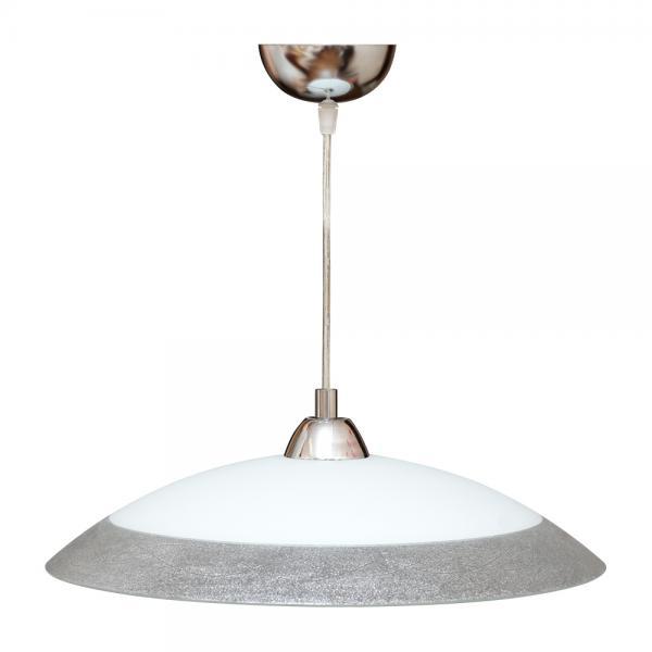 Светильник 'Мираж' 26140, подвес, серебро