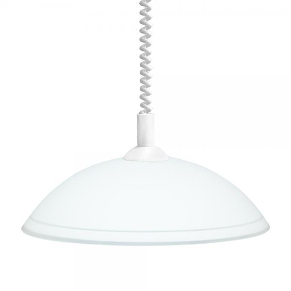 Светильник 'Калипсо' 26750, подвес, белый