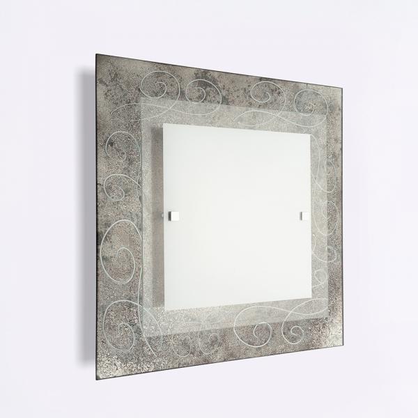 Светильник 'Фантазия' 40460, серебро