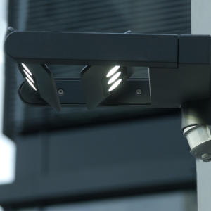 Светильник внешний LUTEC 5614405118 (6144S-2-PIR gr) Mini Ledspot