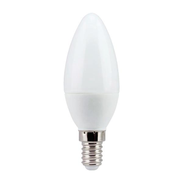 Светодиодная лампа Ultralight LED C37 6W N E14 ЕКО