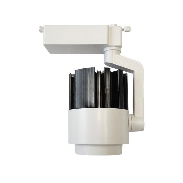 Трековый светильник TRL630, черно-белый - ЕКО