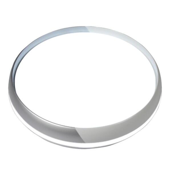 Настенный LED светильник UL4200 d490 36*2W белый с серебром