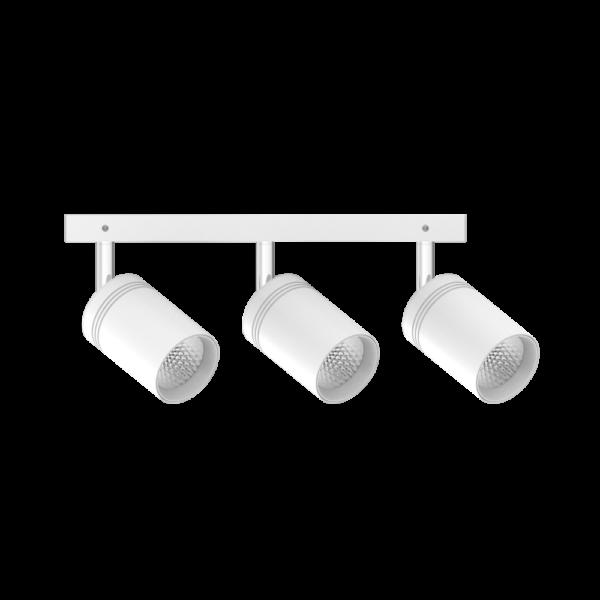 Трековый светильник TRL112 белый  (3х10Вт)