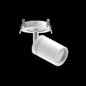 Трековый светильник TRL120 белый 10+3Вт