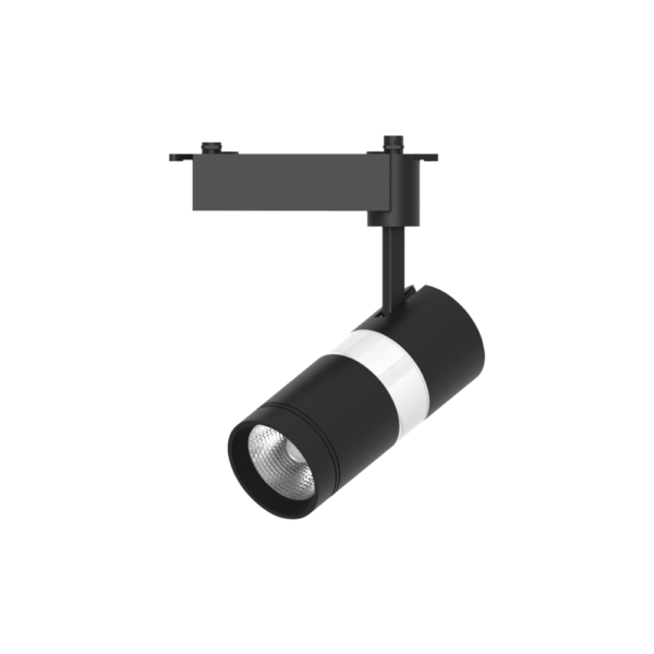 Трековый светильник TRL410 черный 10+5Вт