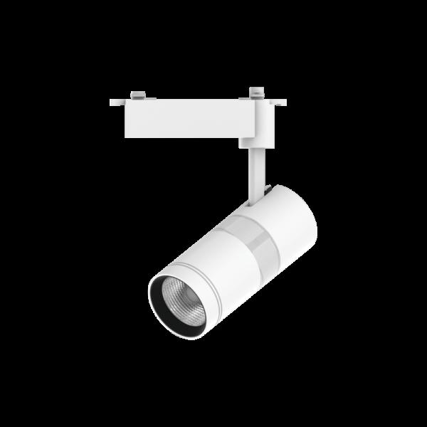 Трековый светильник TRL410 белый 10+5Вт
