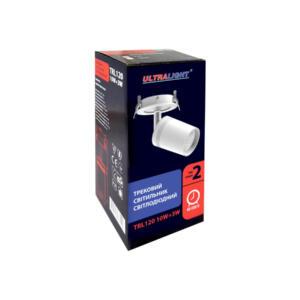 Трековый светильник TRL120 черный 10+3Вт