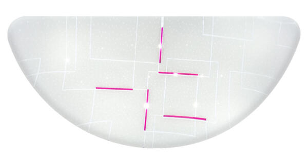 Настенный LED светильник GL9101 1/2  8W